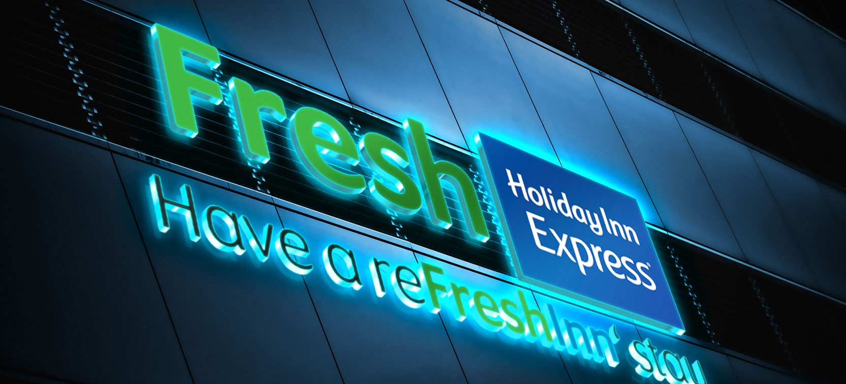 Holiday Inn Express, IHG Group